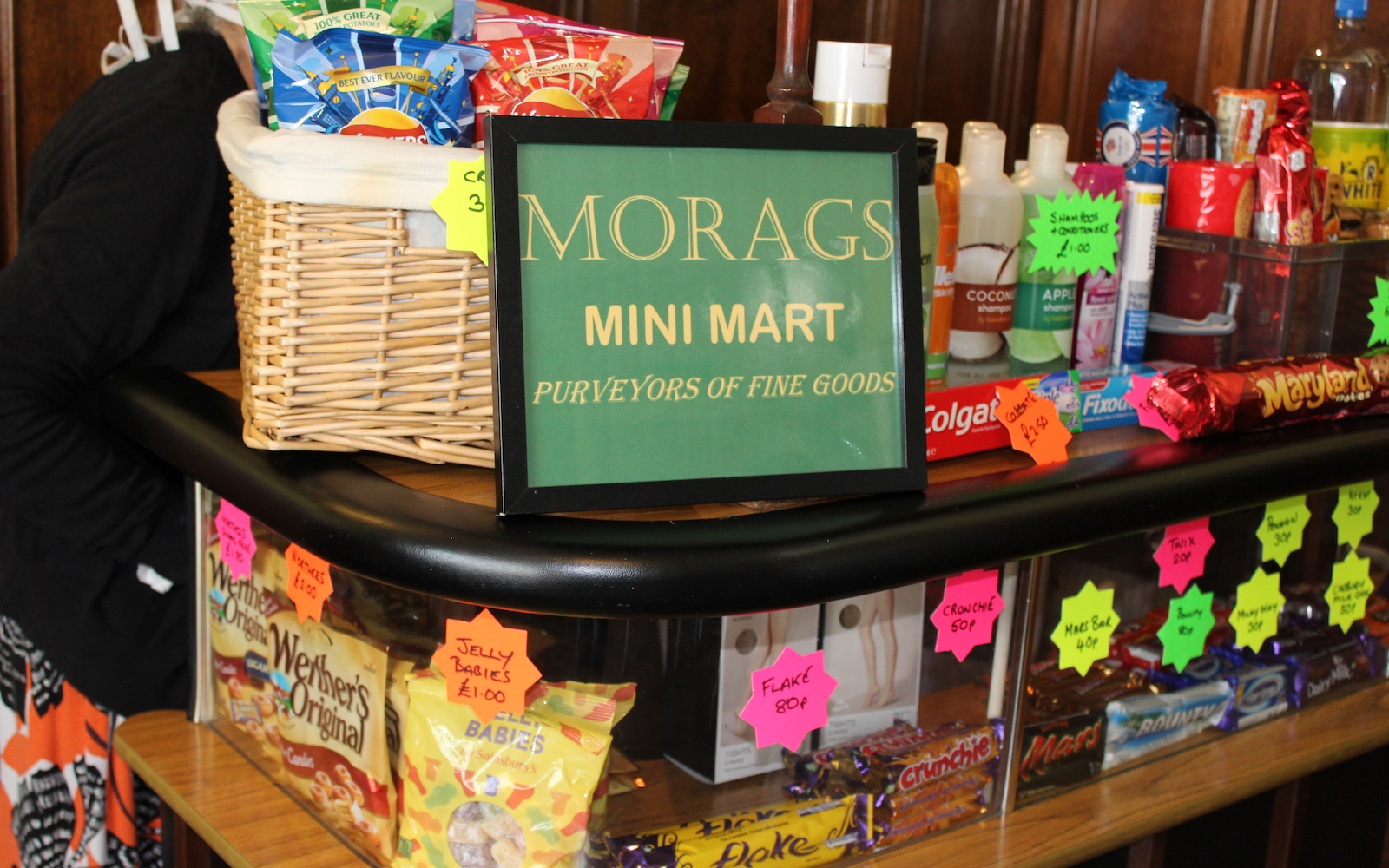 Read more about the article Morag's Mini Mart